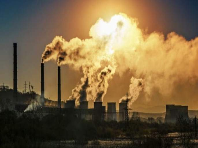 The level of danger that air pollution exceeds, defined by cyber city pollution | सायबर सिटी प्रदूषणाच्या विळख्यात, वायुप्रदूषणाने ओलांडली धोक्याची पातळी