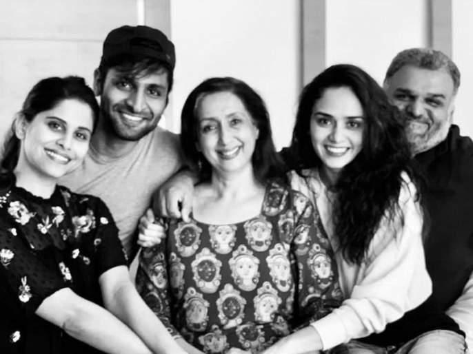 'Pondicherry' Movie will start with new year of Amrita Khanvilkar | 'पाँडेचेरी' द्वारे अमृता करणार नवीन वर्षाची दणक्यात सुरुवात,फोटो शेअर करत दिली माहिती