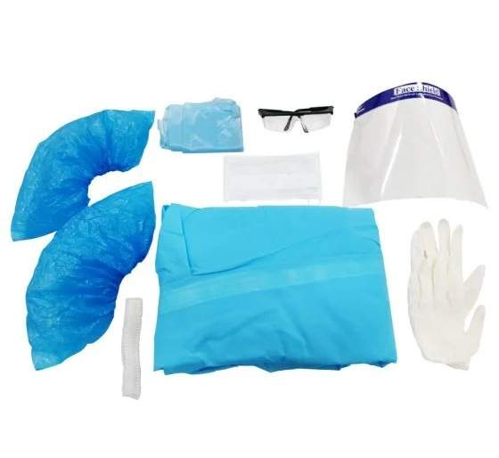 coronavirus: Forty PPE kits found on parking drum, type near Oshiwara cemetery | coronavirus: पार्किंगच्या ड्रमवर सापडले चाळीस पीपीई किट, ओशिवरा कब्रस्तानजवळचा प्रकार