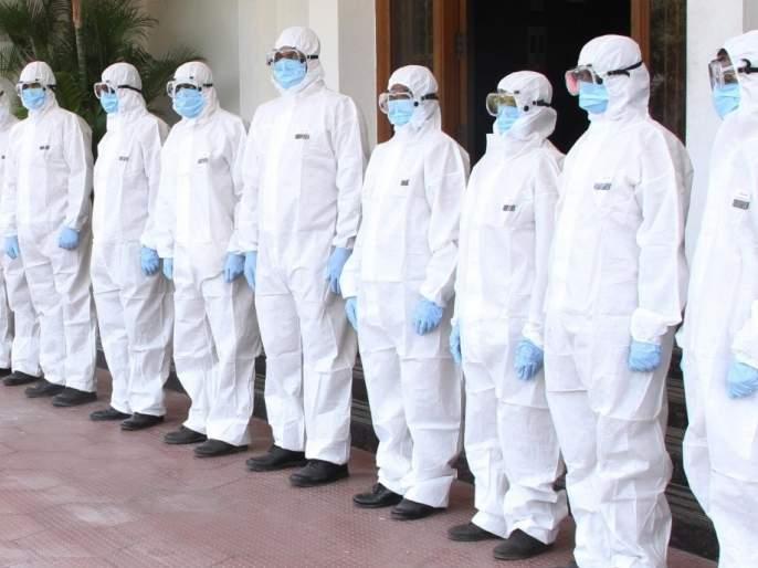 PPE kits will be available at half price as per FDA directives after MNS complaint   मनसेच्या तक्रारीनंतर दखल, अर्ध्या किंमतीत उपलब्ध होणार PPE कीट