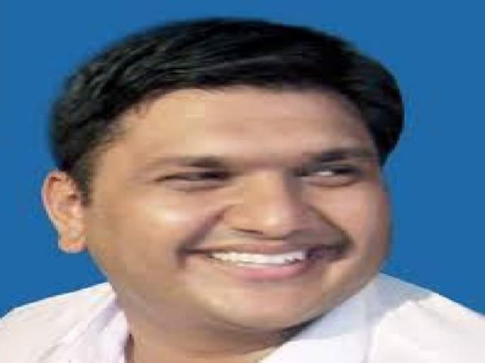 Lok Sabha Election 2019: 'You Tern' by Prajakta Tanapure   Lok Sabha Election 2019: प्राजक्त तनपुरे यांचा 'यू टर्न'