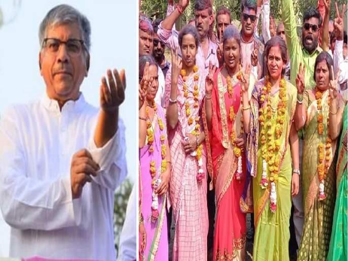 Maharashtra Gram Panchayat Election Results: VBA give 'Foreign Return' Doctorate Candidates in Hingoli ; entire gram vikas panel wins | Maharashtra Gram Panchayat Election Results: वंचितने दिला 'फॉरेन रिटर्न' डॉक्टरेट उमेदवार; मतदारांनी अख्ख्या पॅनलला दिले भरघोस मतदान