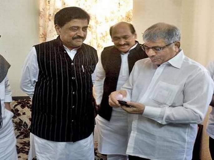 lok sabha election 2019 Political slavery ended Prakash Ambedkar | राजकीय गुलामी संपली; काँग्रेसशी यापुढं समान पातळीवर चर्चा : प्रकाश आंबेडकर