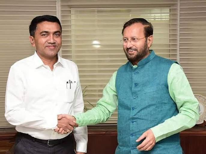 'Green' woes: Chief minister seeks help on private forests, Coastal Zone Management Plan | पर्यावरणीय वाद व हरित लवाद, मुख्यमंत्र्यांकडून केंद्राकडे तक्रार