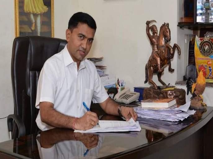 Chief Minister Pramod Sawant's advantage in controversy over hiring   नोकरभरतीच्या वादात मुख्यमंत्री प्रमोद सावंत यांची सरशी