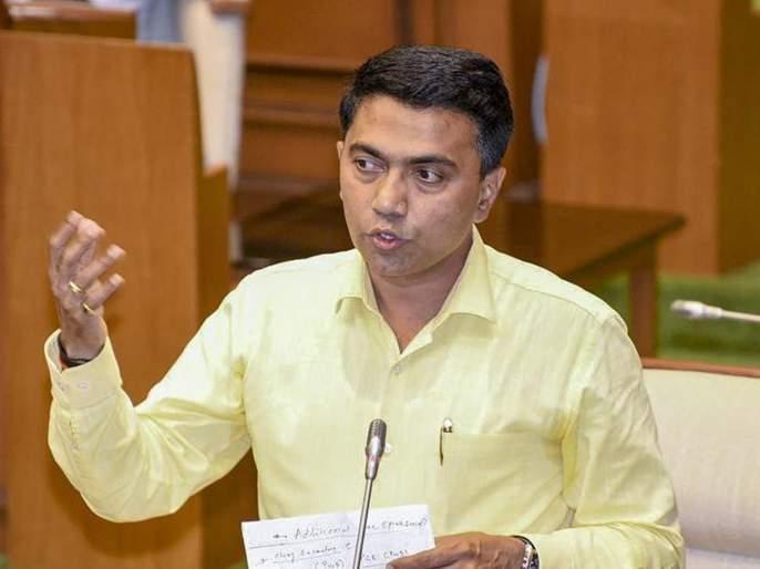lok sabha election goa cm pramod sawant slams congress | काँग्रेस निवडणुकीविषयी गंभीर नाही- मुख्यमंत्री