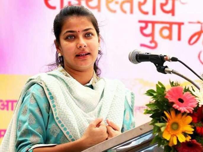 Government is causing mental distress: a. Praniti Shinde | सरकार मानसिक त्रास देतंय : आ. प्रणिती शिंदे