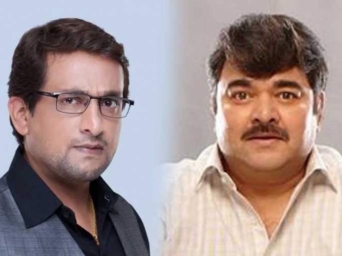 Prasad oak and prashant damle come together for marathi drama | चक्क प्रसादने प्रशांत दामलेंना दिला भूमिका देण्यास नकार ?