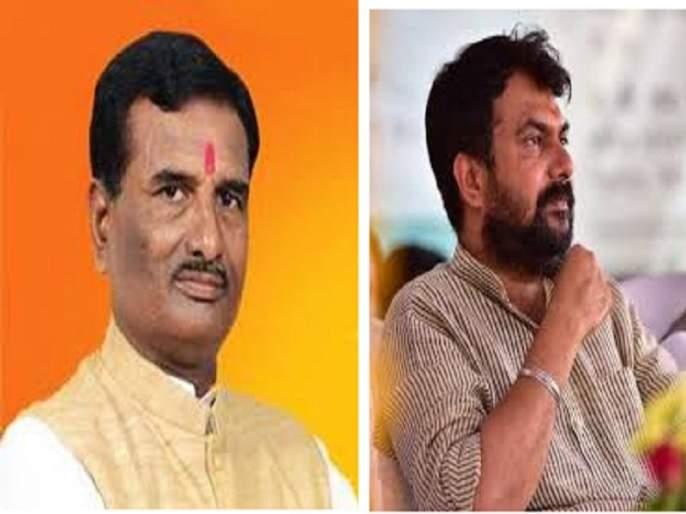 Maharashtra Election 2019 : MP Chikhalikar absent to Yuti's gathering | Maharashtra Election 2019 : मनोमिलन मेळाव्याला चिखलीकरांची दांडी