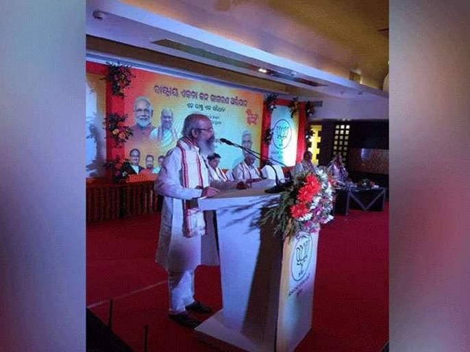 Those who cannot accept Vande Mataram have no right to live in India, said Pratap Sarangi | 'वंदे मातरम' म्हणणे मान्य नसलेल्यांना भारतात राहण्याचा अधिकार नाही, मोदी सरकारमधील मंत्र्यांचा इशारा