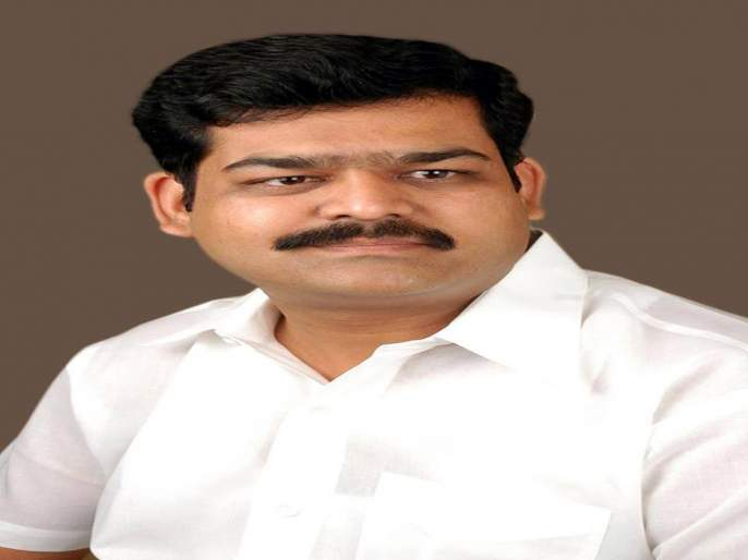 My relationship with Congress party ended: Pratik patil | काँग्रेस पक्षाशी माझे नाते संपले; प्रतीक पाटील यांची सोडचिठ्ठी