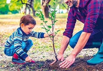 Protect the environment - even everyone's responsibility! | पर्यावरण रक्षण - ही तर प्रत्येकाची जबाबदारी!