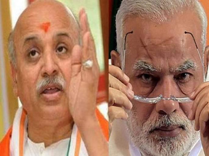 Pravin Togadia will fight against Narendra Modi; 26 candidates announced in Uttar Pradesh | मोदींविरोधात तोगडिया रिंगणात; उत्तर प्रदेशमध्ये 26 उमेदवारांची घोषणा