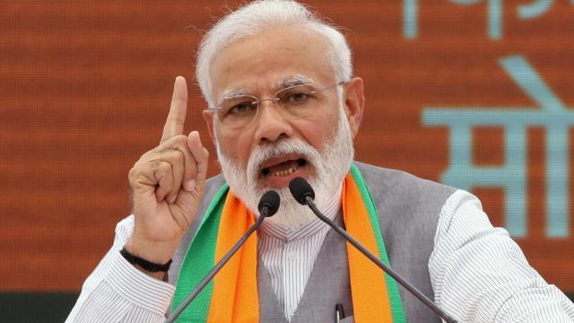 Violent Protests On The Citizenship Amendment Act Are Unfortunate And Deeply Distressing Says Pm Modi   स्वार्थासाठी हिंसक आंदोलन करणाऱ्यांना थारा देणार नाही; पंतप्रधान मोदींनी केलं शांततेचं आवाहन