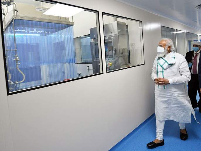 corona Vaccination drive by Modi on Saturday   लसीकरण मोहीम शनिवारी मोदींच्या हस्ते