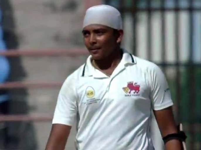 suspension on Prithvi Shaw is a farchical, Aakash Chopra | पृथ्वी शॉवरील कारवाई ही तर थट्टा; भारताच्या माजी खेळाडूला बीसीसीआयच्या भूमिकेवर शंका