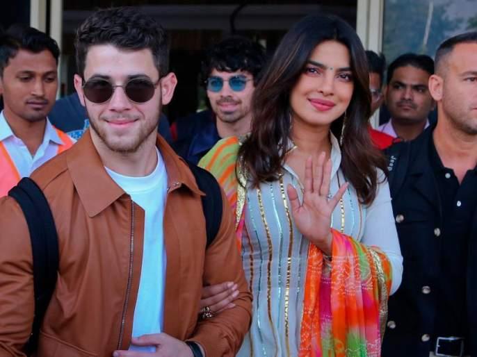Priyanka Chopra has shared a mash up of cool nick jonas and govinda hit number | गोविंदाच्या 'मेरी पँट भी सेक्सी' गाण्यावर नाचला प्रियंका चोप्राचा पती!