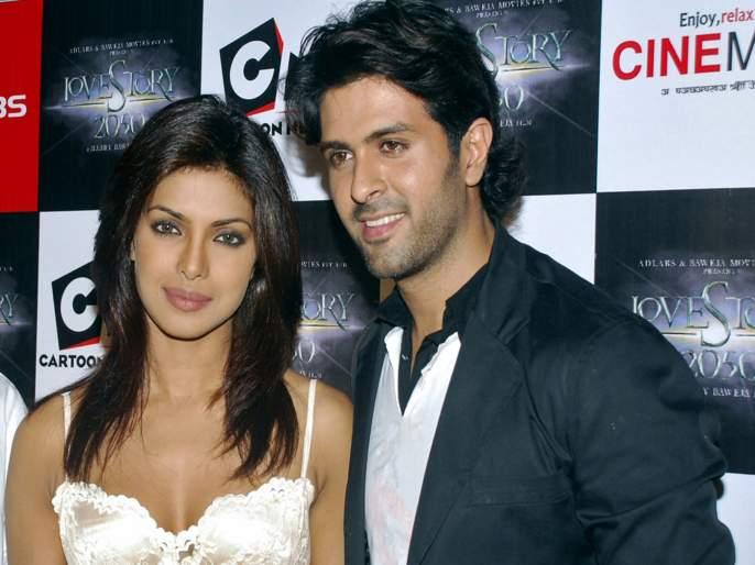 Harman baweja birthday know about actors love life with priyanka chopra   या कारणामुळे झाले होते हरमन बावेजा आणि प्रियंका चोप्राचे ब्रेकअप, दोन वर्षे होते रिलेशनशीपमध्ये