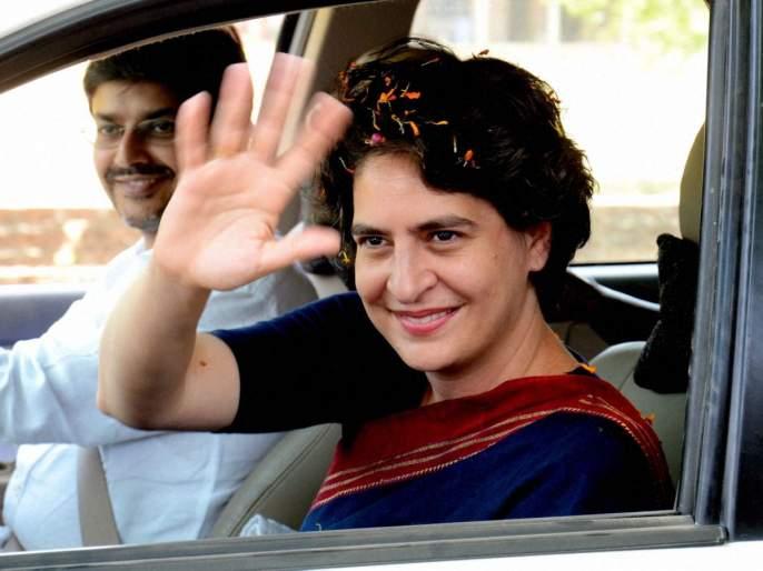 Not about Pak, talk about India - Priyanka Gandhi | पाकबद्दल नव्हे, भारताविषयी बोला - प्रियंका गांधी