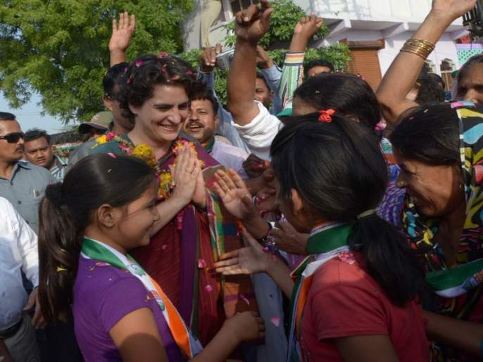 Priyanka Gandhi will helpful for Congress in Uttar Pradesh, But...   प्रियंका गांधींमुळे काँग्रेसला उभारी, पण घेता येईल का भरारी?