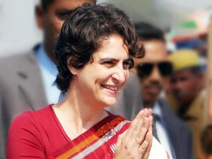 Congress president Priyanka Gandhi? | काँग्रेस अध्यक्षपद प्रियांका गांधींकडे?