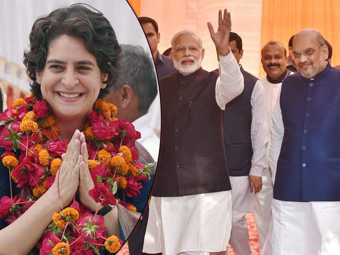 Priyanka Gandhi to fight against Modi in Varanasi? | वाराणसीत मोदींविरोधात प्रियंका गांधी लढणार?