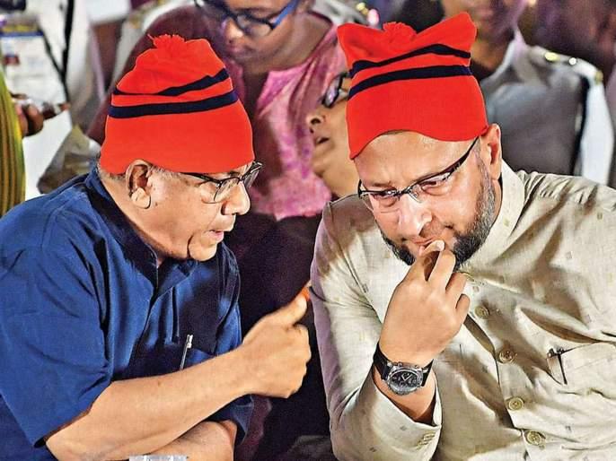 Prakash Ambedkar will be waiting for MIM | वंचित-महाआघाडीमध्ये तोडगा निघेपर्यंत एमआयएम वेटिंगवर