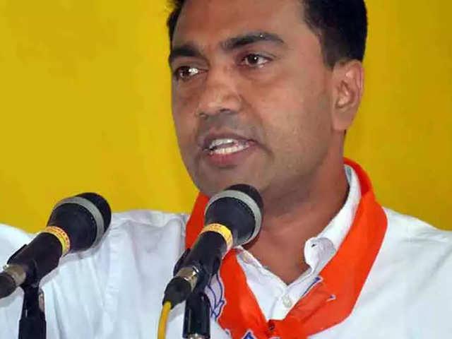 Goa Chief Minister Govt | गोव्याच्या मुख्यमंत्र्यांकडून दोडामार्गात जमीन व्यवहार, धुरी यांचा गौप्यस्फोट
