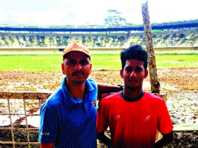 Pranav was selected for the Asian Games, the only player in Maharashtra | एशियन स्पर्धेसाठी प्रणवची निवड, महाराष्ट्रातील एकमेव खेळाडू