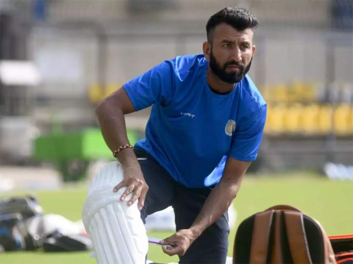 IPL 2021: Will Pujara be successful or not? | IPL 2021: पुजारा यशस्वी ठरणार की नाही ?