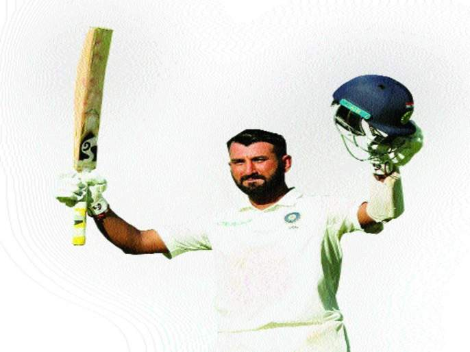 India's defeat against Aussies; 250 runs in 9 balls on the first day | आॅसी माऱ्यापुढे भारताची दाणादाण; पहिल्या दिवशी ९ बाद २५० धावा
