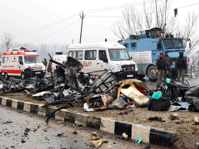 pulwama attack nia arrests person who sheltered suicide bomber vrd | पुलवामा हल्ल्याच्या कटातील दहशतवाद्याला अटक, NIAला मोठं यश