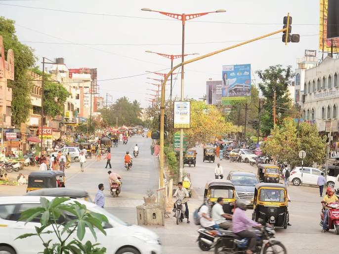10 crores Hapta! Crores of rupees investment in the city's encroachment | अबब! १० कोटींचा हप्ता ! शहरातील अतिक्रमणांच्या अर्थकारणाची उड्डाणे कोटींची