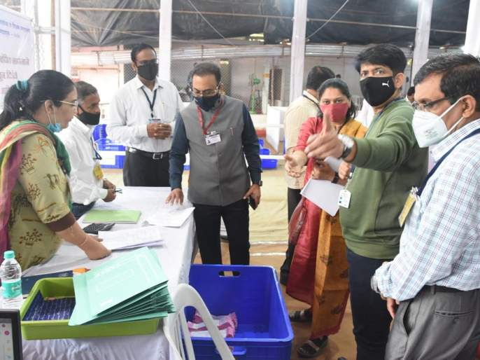 Pune Division Graduates, Teachers Constituency Election: Counting begins | पुणे विभाग पदवीधर, शिक्षक मतदारसंघ निवडणूक : मतमोजणीस सुरवात