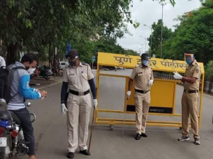 Oxygen beds available at the police hospital | पोलीस हॉस्पिटलमध्ये ऑक्सिजन बेड उपलब्ध