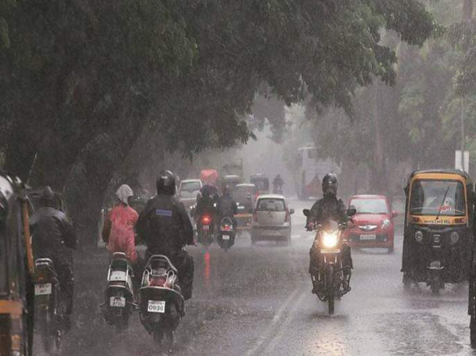 Warning of thunderstorms and heavy rain in the state | कोकण,मध्य महाराष्ट्र व मराठवाड्यात मेघगर्जना आणि विजांच्या कडकडाटासह जोरदार पावसाचा इशारा