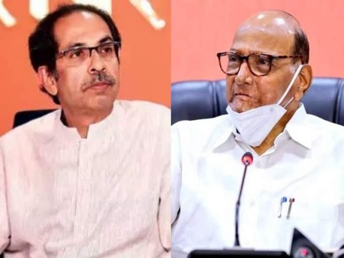 Everyone has the freedom to make their party bigger, said NCP President Sharad Pawar | 'गेल्या ३० वर्षांपासून शिवसेनेचा भगवा फडकवण्याचे भाषण ऐकत आहे'; शरद पवारांची प्रतिक्रिया