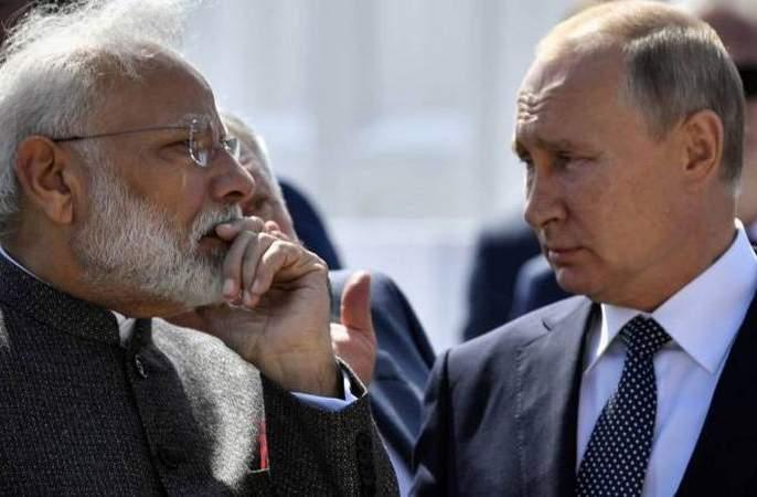 India-Russia relations need to be given a new dimension | भारत-रशिया संबंधांना नवे आयाम देण्याची गरज