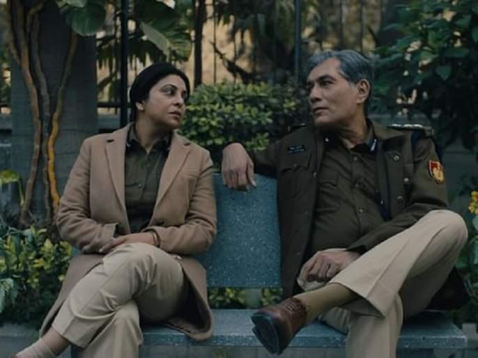 'Delhi Crime' received International Emmy Award, Shefali Shah expressed happiness | 'दिल्ली क्राइम'ला मिळाला इंटरनॅशनल एमी अवॉर्ड, शेफाली शाहने व्यक्त केला आनंद