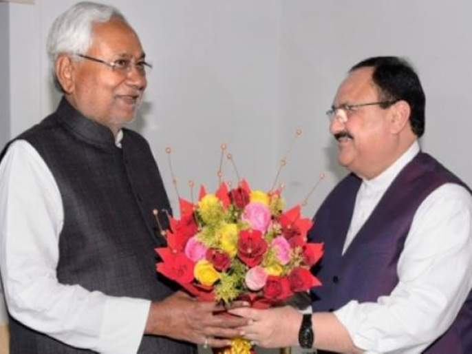 BJP believes in Nitish Kumar in Bihar; But the work of MLAs will be measured | बिहारमध्ये नितीश कुमारांवरच भाजपचा विश्वास; तरी आमदारांच्या कामाचे होणार मुल्यमापन
