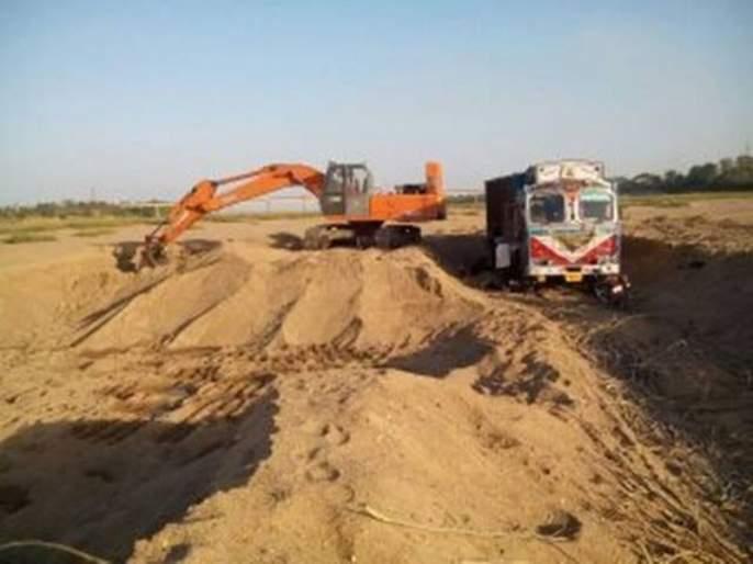 'Online' public hearing for sand spots auction on Sunday! | वाळूघाटांच्या लिलावासाठी रविवारी 'ऑनलाइन 'जनसुनावणी !