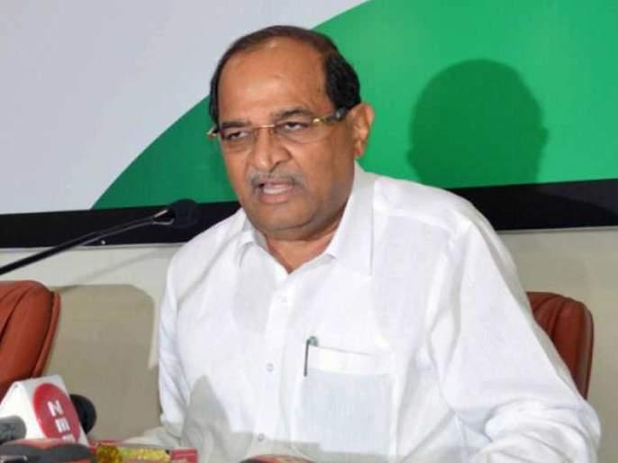 radhakrishna vikhe patil and four congress mlas likely to join bjp | काँग्रेसला आणखी धक्के बसणार?; विखे पाटलांसह चार आमदार पक्षाचा 'हात' सोडणार?