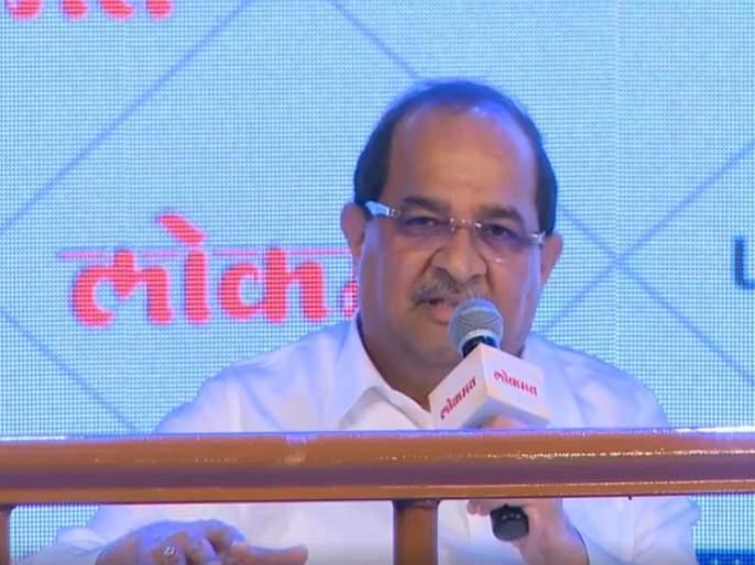 Politics should end criminalization - Vikhe-Patil | राजकारणाचं गुन्हेगारीकरण संपलं पाहिजे - विखे-पाटील