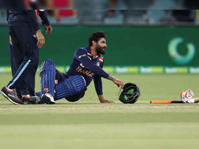 India vs Australia : Yuzvendra Chahal is the concussion substitute for Ravindra Jadeja, Chahal can bowl in place of Jadeja now | Big News : रवींद्र जडेजा OUT; अंतिम ११मध्ये नसलेला युजवेंद्र चहल गोलंदाजी करणार; जाणून घ्या कारण