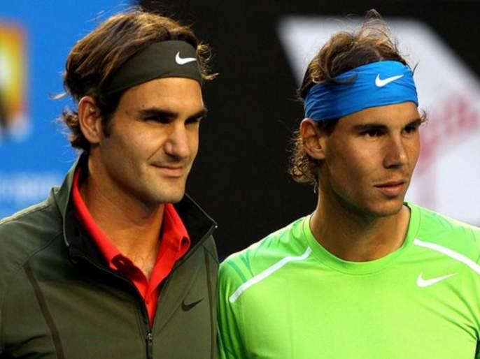 Rafael Nadal, Roger Federer's Winning Coach | राफेल नदाल, रॉजर फेडरर यांची विजयी कूच