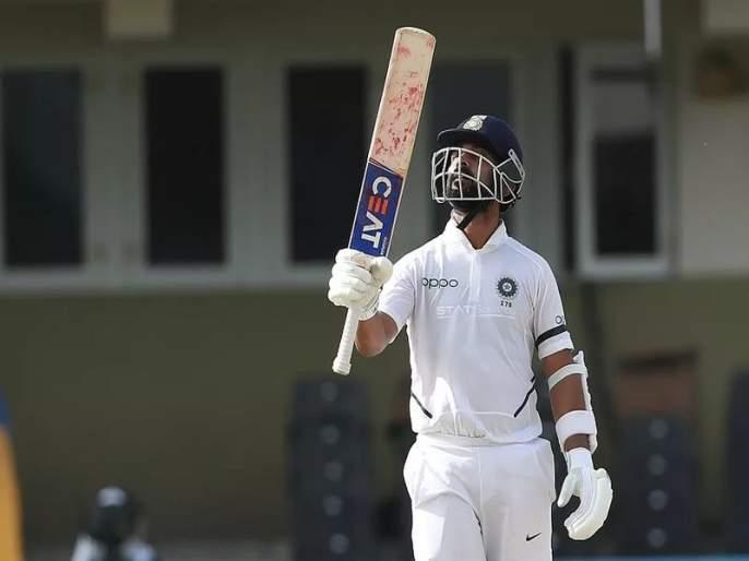 India vs West Indies 1st Test: Marathi Boy Ajinkya Rahane Great century   India vs West Indies, 1st Test: मराठमोळ्या रहाणेची दमदार शतकी कामगिरी