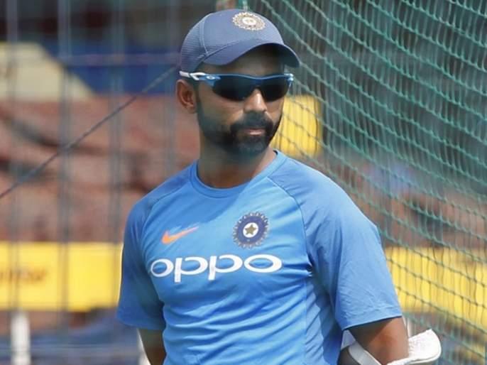Ajinkya Rahane seeks BCCI permission to play for Hampshire | वर्ल्ड कप संघातून डावलले; आता अजिंक्य रहाणेला 'या' संघाकडून खेळायचंय!