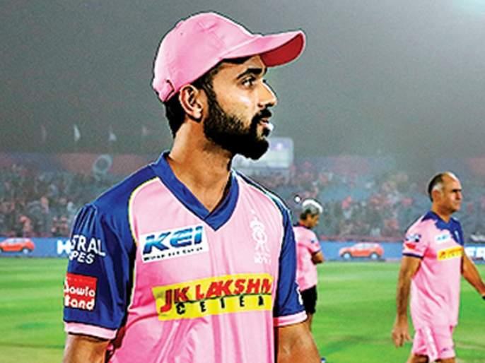 IPL 2019 : Steven Smith to replace Ajinkya Rahane as captain of Rajasthan Royals for the rest of the IPL season | IPL 2019 : अजिंक्य रहाणेकडून कर्णधारपद काढलं, राजस्थानची धुरा ऑस्ट्रेलियन शिलेदाराकडे