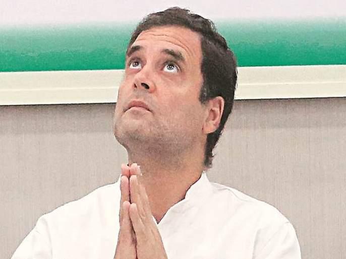 Rajasthan Political Crisis: Congress MP Rajiv Satav will leave for Rajasthan | Rajasthan Political Crisis: महाराष्ट्रातील विश्वासू चेहरा होणार राजस्थानला रवाना; राहुल गांधींनी दिले आदेश