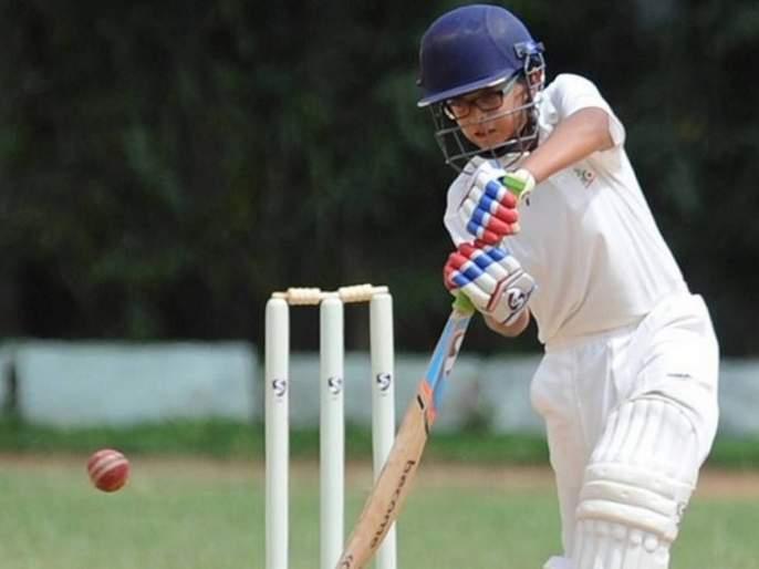 Rahul Dravid's son samit has scored double centuty in ODI cricket | बापापेक्षा बेटा सवाई! राहुल द्रविडच्या मुलाने झळकावले वनडे क्रिकेटमध्ये द्विशतक